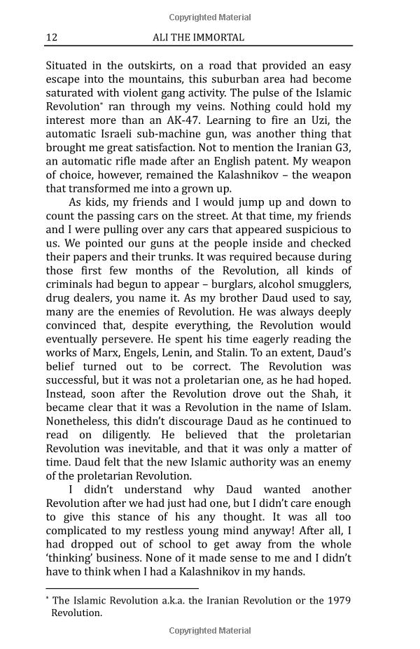 Ali the Immortal - Page 12
