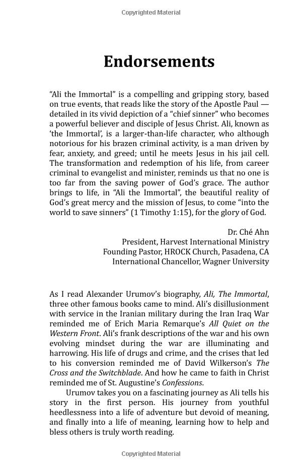 Ali the Immortal - Page 7