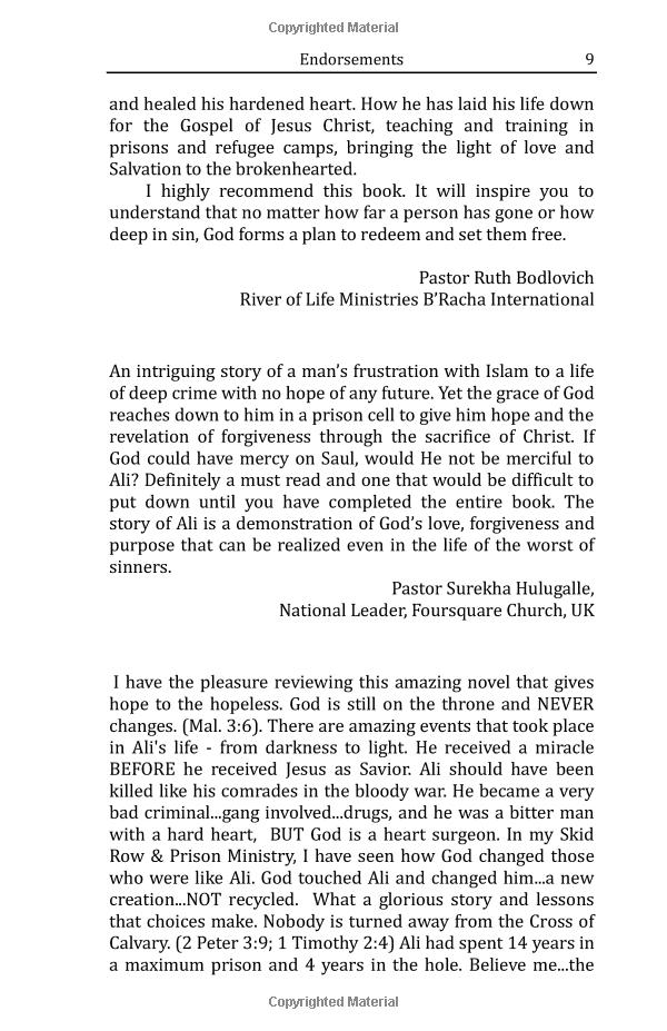 Ali the Immortal - Page 9
